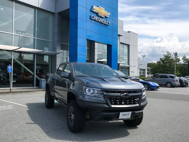 2019 Chevrolet Colorado ZR2 (Stk: 9CL1385T) in North Vancouver - Image 2 of 12