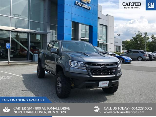 2019 Chevrolet Colorado ZR2 (Stk: 9CL1385T) in North Vancouver - Image 1 of 12