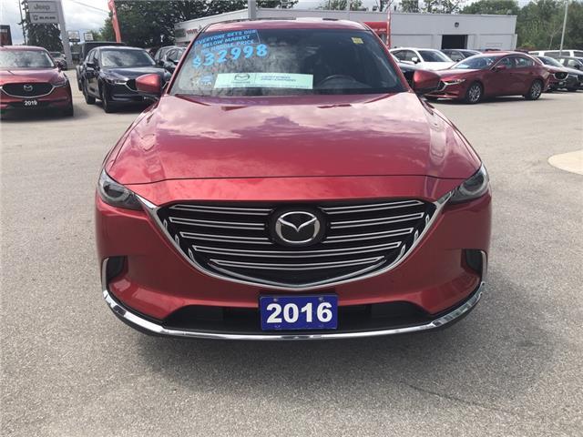 2016 Mazda CX-9  (Stk: 03351P) in Owen Sound - Image 3 of 16