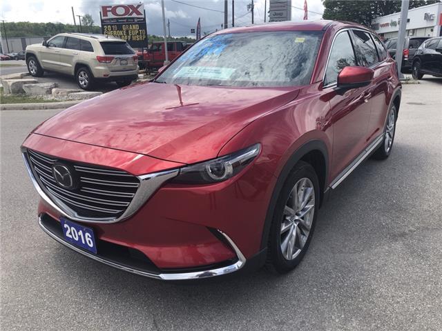 2016 Mazda CX-9  (Stk: 03351P) in Owen Sound - Image 4 of 16
