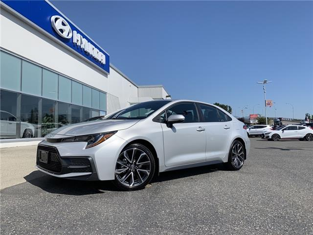 2020 Toyota Corolla SE (Stk: H93-3881A) in Chilliwack - Image 1 of 12