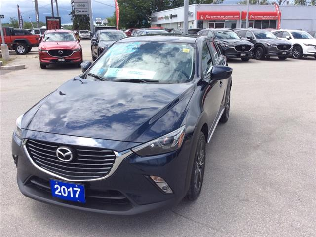 2017 Mazda CX-3 GT (Stk: 03352P) in Owen Sound - Image 3 of 10
