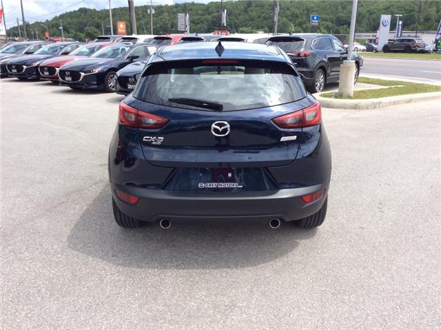 2017 Mazda CX-3 GT (Stk: 03352P) in Owen Sound - Image 5 of 10