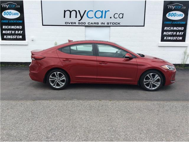 2017 Hyundai Elantra GLS (Stk: 191048) in Richmond - Image 2 of 21