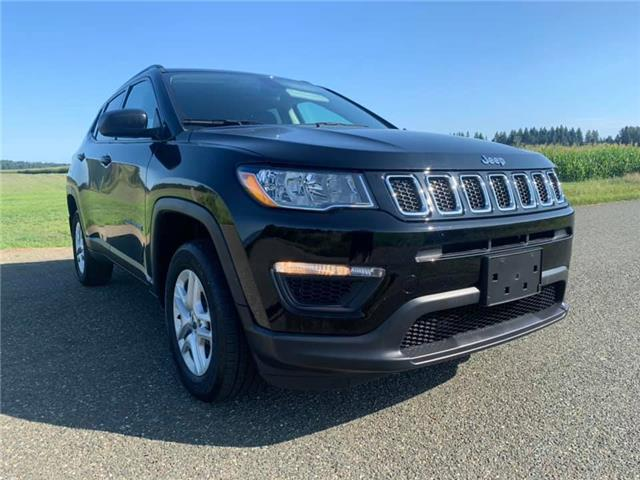 2018 Jeep Compass Sport (Stk: D384687A) in Courtenay - Image 1 of 29