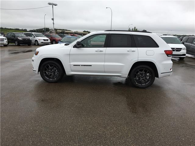 2019 Jeep Grand Cherokee 22G Limited X (Stk: 19GH4865) in Devon - Image 1 of 18