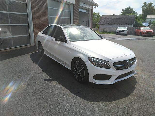 2017 Mercedes-Benz AMG C 43 Base (Stk: 180579) in Truro - Image 2 of 10