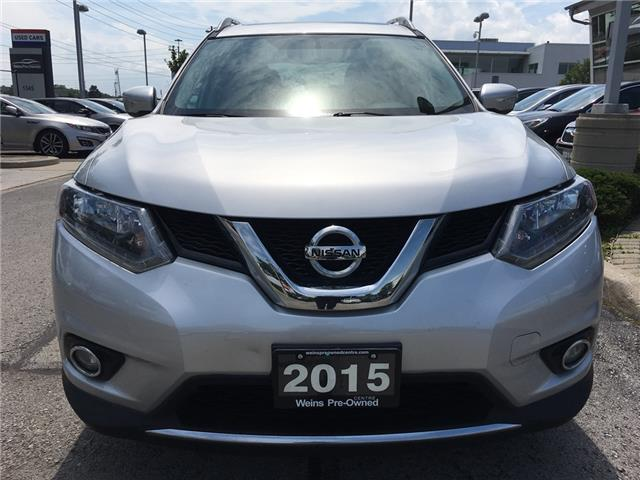 2015 Nissan Rogue SV (Stk: 1754W) in Oakville - Image 2 of 28
