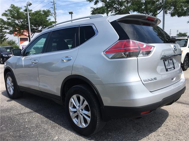 2015 Nissan Rogue SV (Stk: 1754W) in Oakville - Image 5 of 28