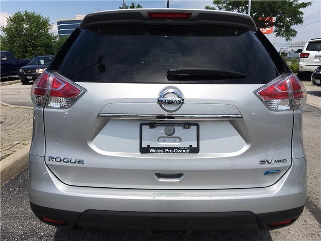 2015 Nissan Rogue SV (Stk: 1754W) in Oakville - Image 6 of 28