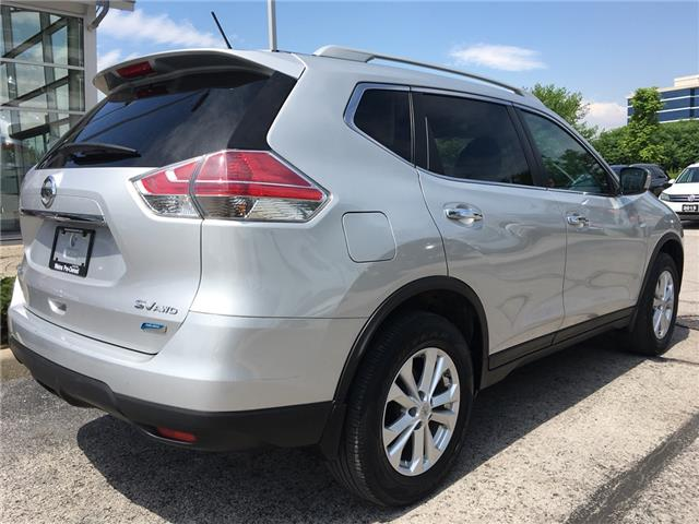 2015 Nissan Rogue SV (Stk: 1754W) in Oakville - Image 7 of 28