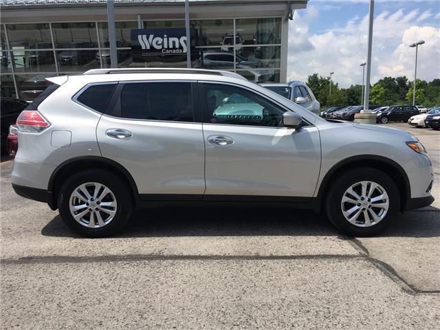 2015 Nissan Rogue SV (Stk: 1754W) in Oakville - Image 8 of 28
