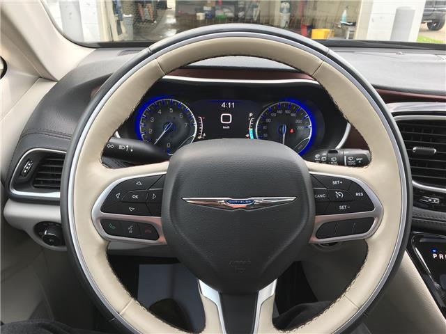 2017 Chrysler Pacifica Limited (Stk: 19GH4836A) in Devon - Image 9 of 17