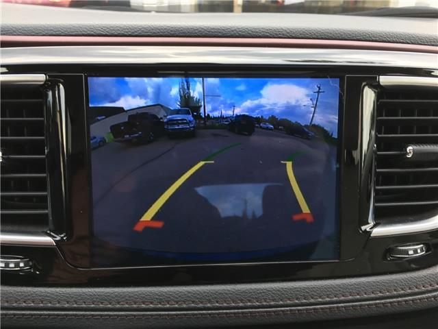 2017 Chrysler Pacifica Limited (Stk: 19GH4836A) in Devon - Image 14 of 17