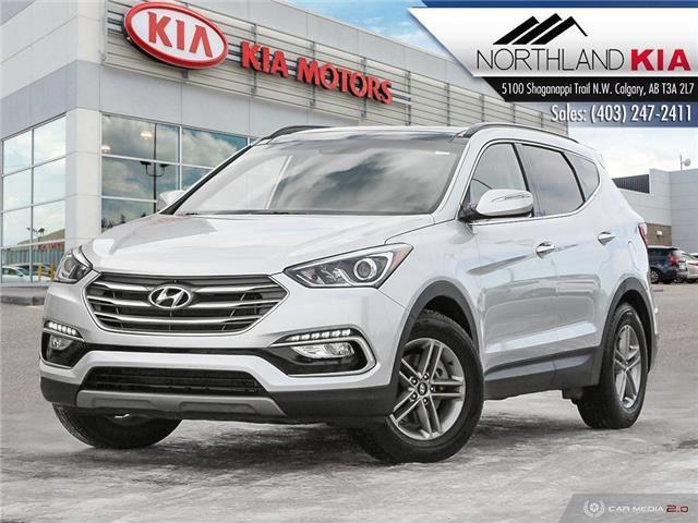 2018 Hyundai Santa Fe Sport  (Stk: 9SR9481A) in Calgary - Image 1 of 27