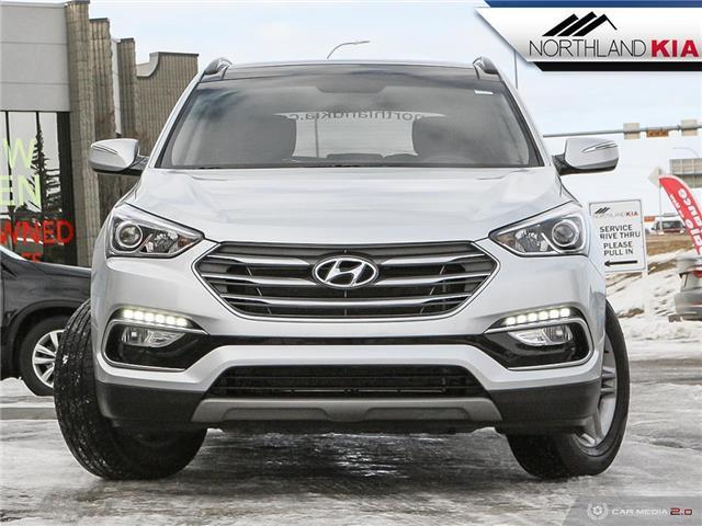 2018 Hyundai Santa Fe Sport  (Stk: 9SR9481A) in Calgary - Image 2 of 27