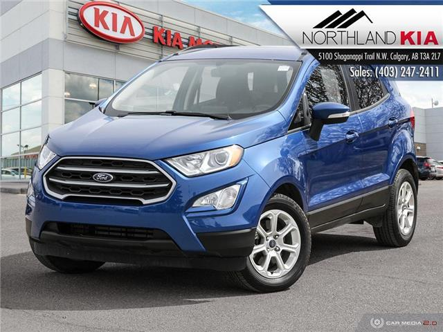 2018 Ford EcoSport SE (Stk: P0257) in Calgary - Image 1 of 27