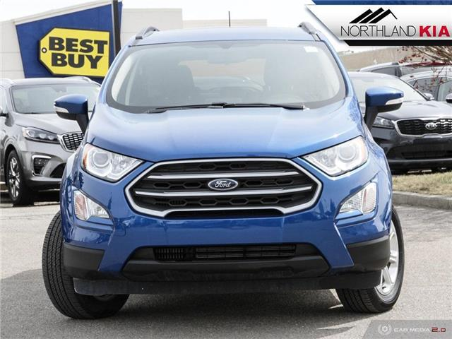 2018 Ford EcoSport SE (Stk: P0257) in Calgary - Image 2 of 27
