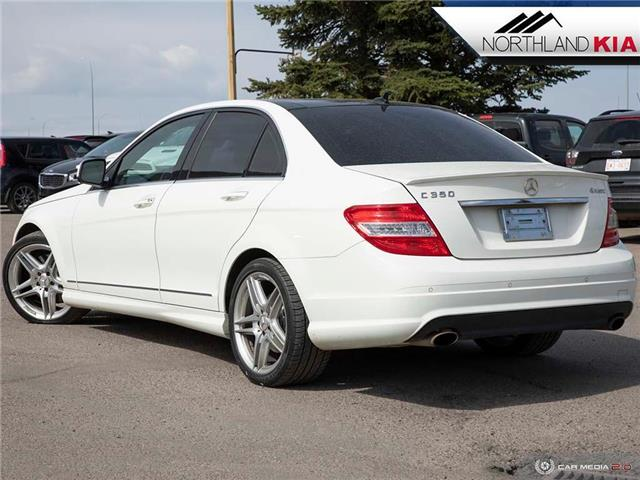2009 Mercedes-Benz C-Class Base (Stk: 8ST2909B) in Calgary - Image 4 of 27