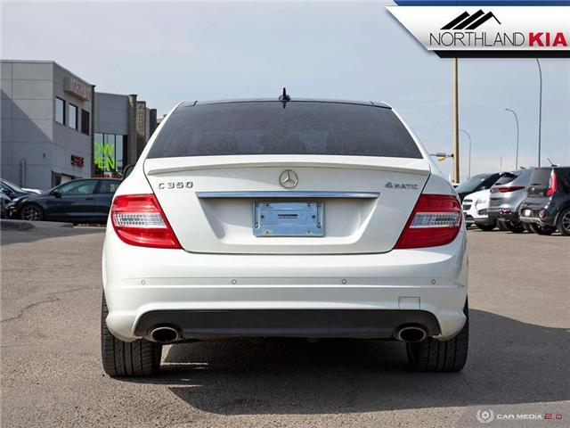 2009 Mercedes-Benz C-Class Base (Stk: 8ST2909B) in Calgary - Image 5 of 27