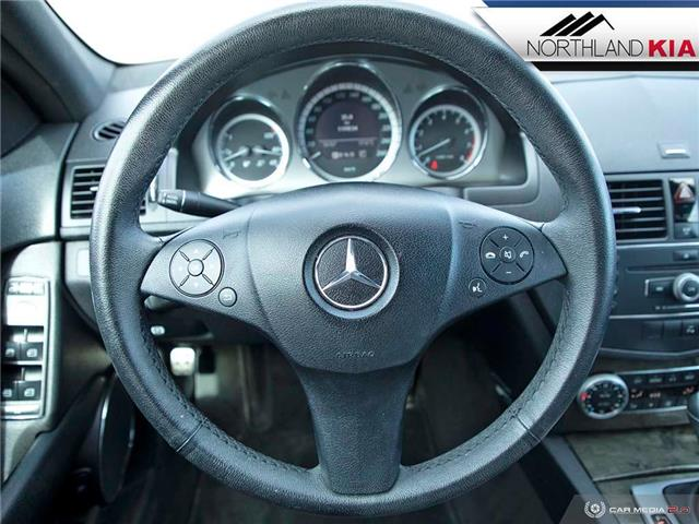 2009 Mercedes-Benz C-Class Base (Stk: 8ST2909B) in Calgary - Image 14 of 27