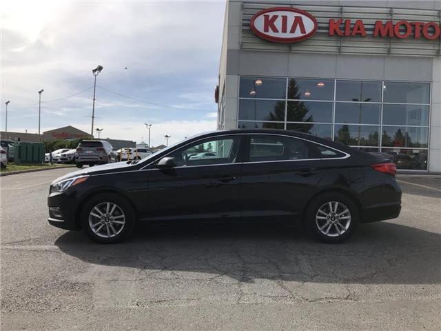 2017 Hyundai Sonata GL (Stk: 9SR4340B) in Calgary - Image 2 of 25