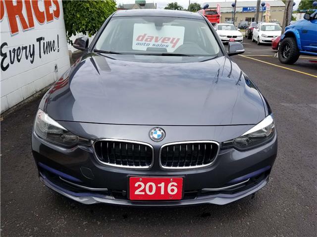 2016 BMW 320i xDrive (Stk: 19-509) in Oshawa - Image 2 of 18