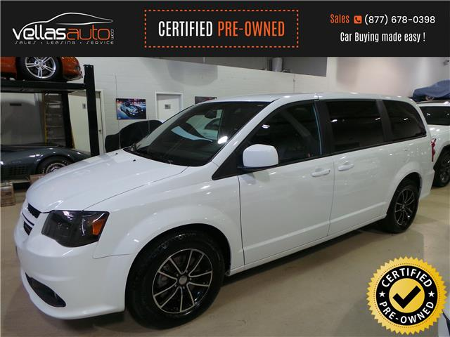 2018 Dodge Grand Caravan GT (Stk: NP2667) in Vaughan - Image 1 of 26