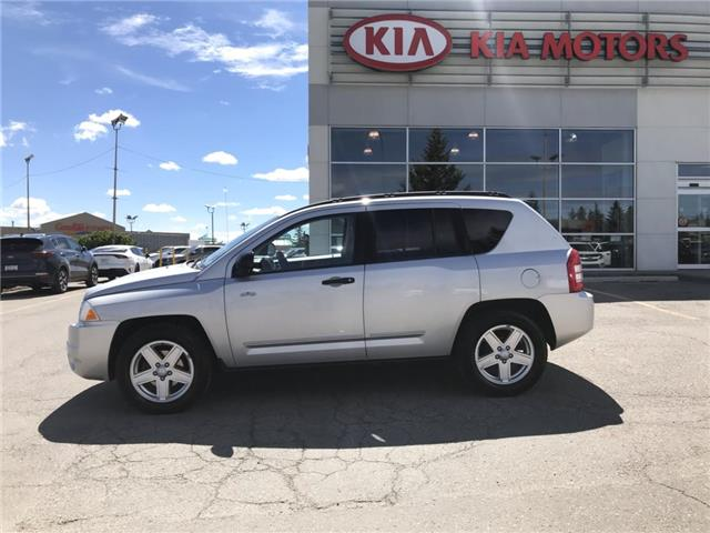 2008 Jeep Compass Sport/North (Stk: P0281A) in Calgary - Image 2 of 14
