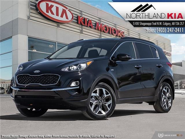 2020 Kia Sportage EX Premium (Stk: 0SP0593) in Calgary - Image 1 of 23