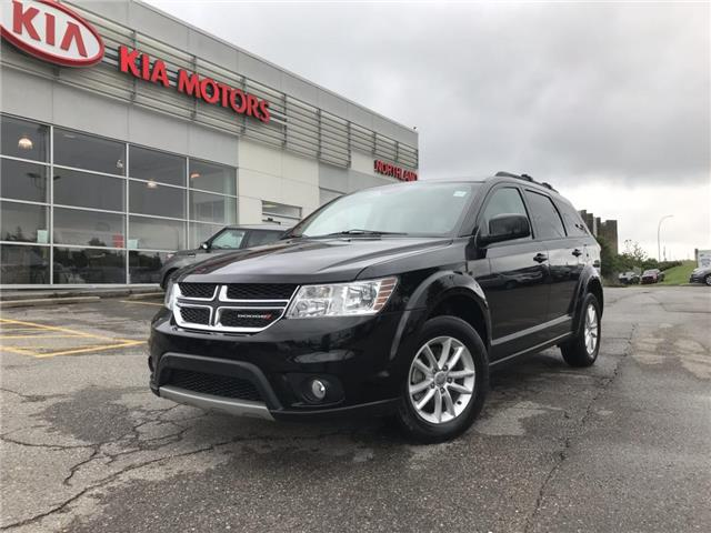 2015 Dodge Journey SXT (Stk: 9FT2806A) in Calgary - Image 1 of 24