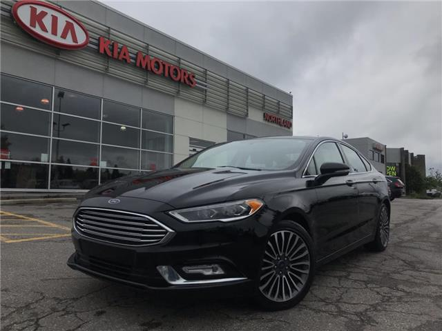 2017 Ford Fusion SE (Stk: KP0314) in Calgary - Image 1 of 24