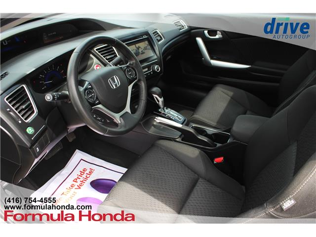2015 Honda Civic EX (Stk: B11294) in Scarborough - Image 2 of 28