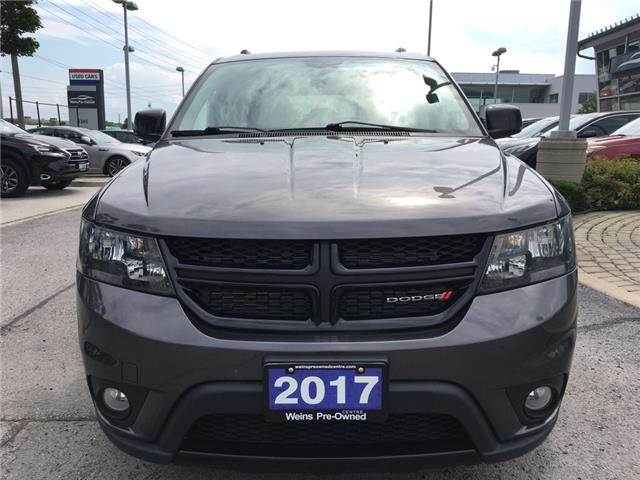 2017 Dodge Journey SXT (Stk: 1751W) in Oakville - Image 2 of 23