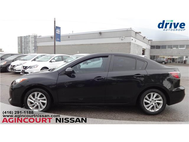 2012 Mazda Mazda3 GX (Stk: JC144739BA) in Scarborough - Image 2 of 16