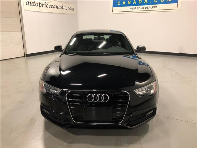 2016 Audi A5 2.0T Komfort plus (Stk: W0440) in Mississauga - Image 2 of 24