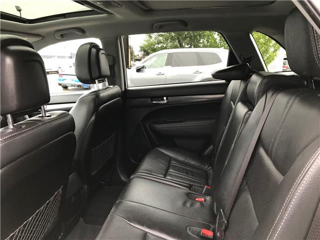 2012 Kia Sorento SX V6 (Stk: 7230A) in Edmonton - Image 12 of 29
