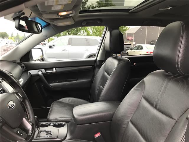 2012 Kia Sorento SX V6 (Stk: 7230A) in Edmonton - Image 14 of 29