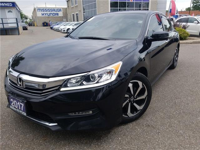 2017 Honda Accord EX-L (Stk: 37459A) in Mississauga - Image 1 of 24
