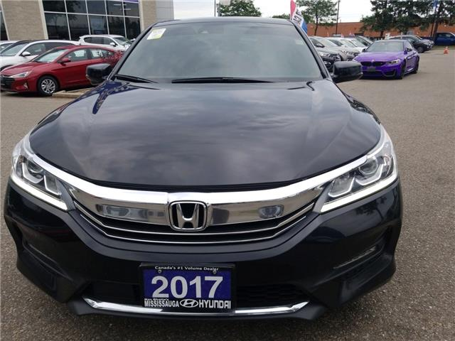 2017 Honda Accord EX-L (Stk: 37459A) in Mississauga - Image 2 of 24