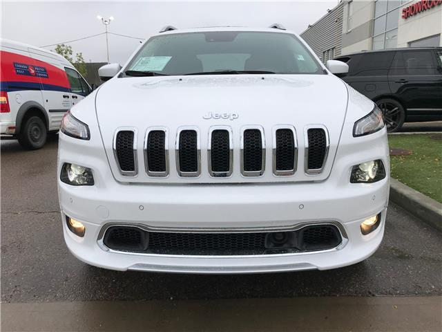 2017 Jeep Cherokee Overland (Stk: 21397A) in Edmonton - Image 5 of 29