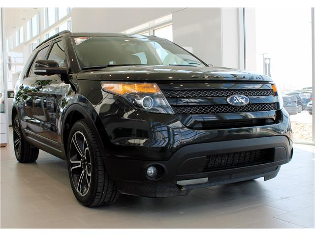 2015 Ford Explorer Sport (Stk: 69454A) in Saskatoon - Image 1 of 7