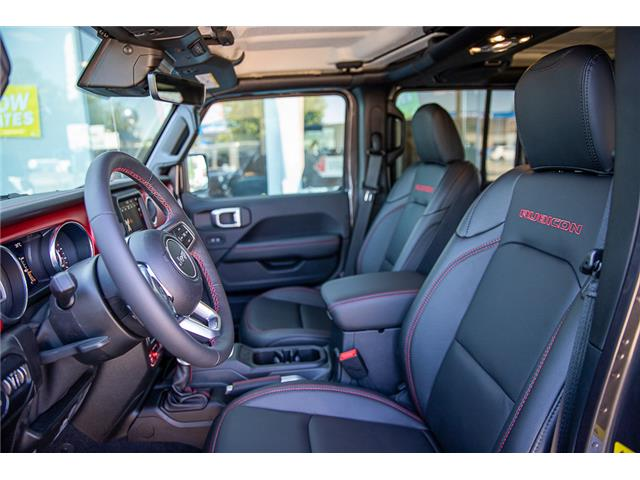 2019 Jeep Wrangler Unlimited Rubicon (Stk: K589520) in Surrey - Image 12 of 28