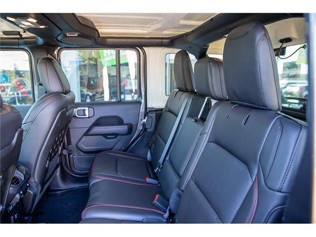 2019 Jeep Wrangler Unlimited Rubicon (Stk: K589520) in Surrey - Image 14 of 28
