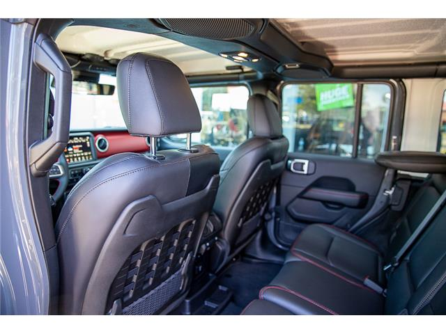 2019 Jeep Wrangler Unlimited Rubicon (Stk: K594965) in Surrey - Image 14 of 29