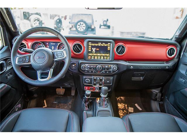 2019 Jeep Wrangler Unlimited Rubicon (Stk: K589520) in Surrey - Image 15 of 28