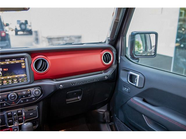2019 Jeep Wrangler Unlimited Rubicon (Stk: K589520) in Surrey - Image 17 of 28