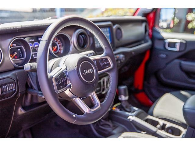 2020 Jeep Gladiator Sport S (Stk: L114208) in Surrey - Image 22 of 28
