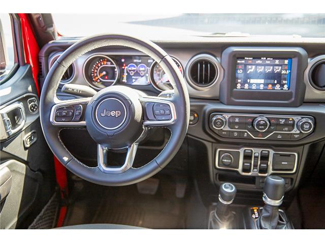 2020 Jeep Gladiator Sport S (Stk: L114208) in Surrey - Image 27 of 28