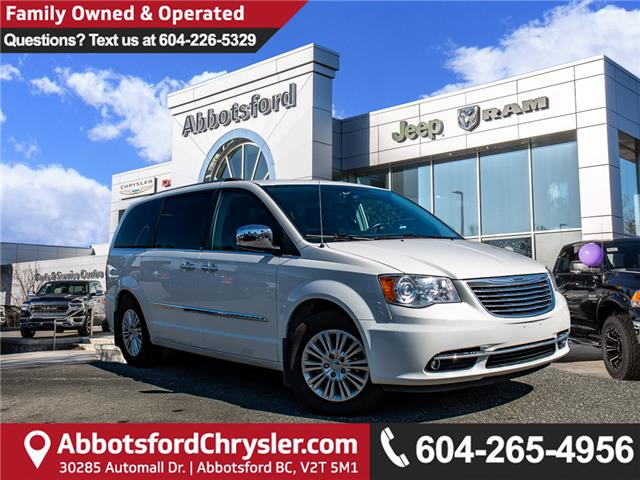 2013 Chrysler Town & Country Limited (Stk: K632809A) in Abbotsford - Image 1 of 28